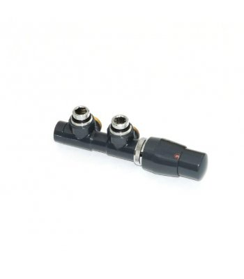 Ximax Deluxe Anthracite Central Valve